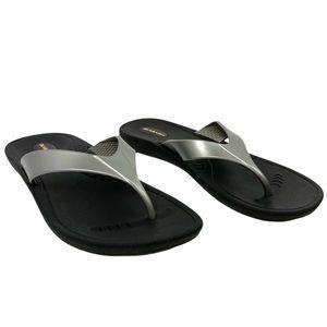 Okashabi Marina Comfort Flip Flop Thong Sandals